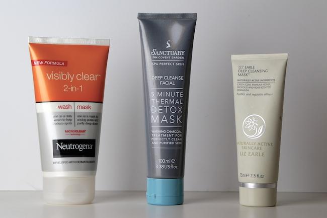 affordable deep cleansing face masks