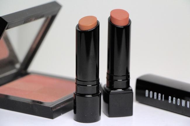 bobbi brown creamy lip color swatch