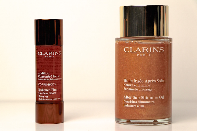 clarins self tanner drops