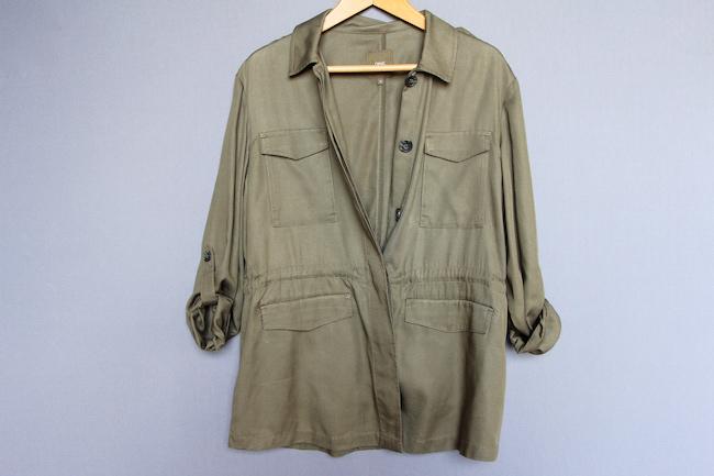 next army shirt jacket