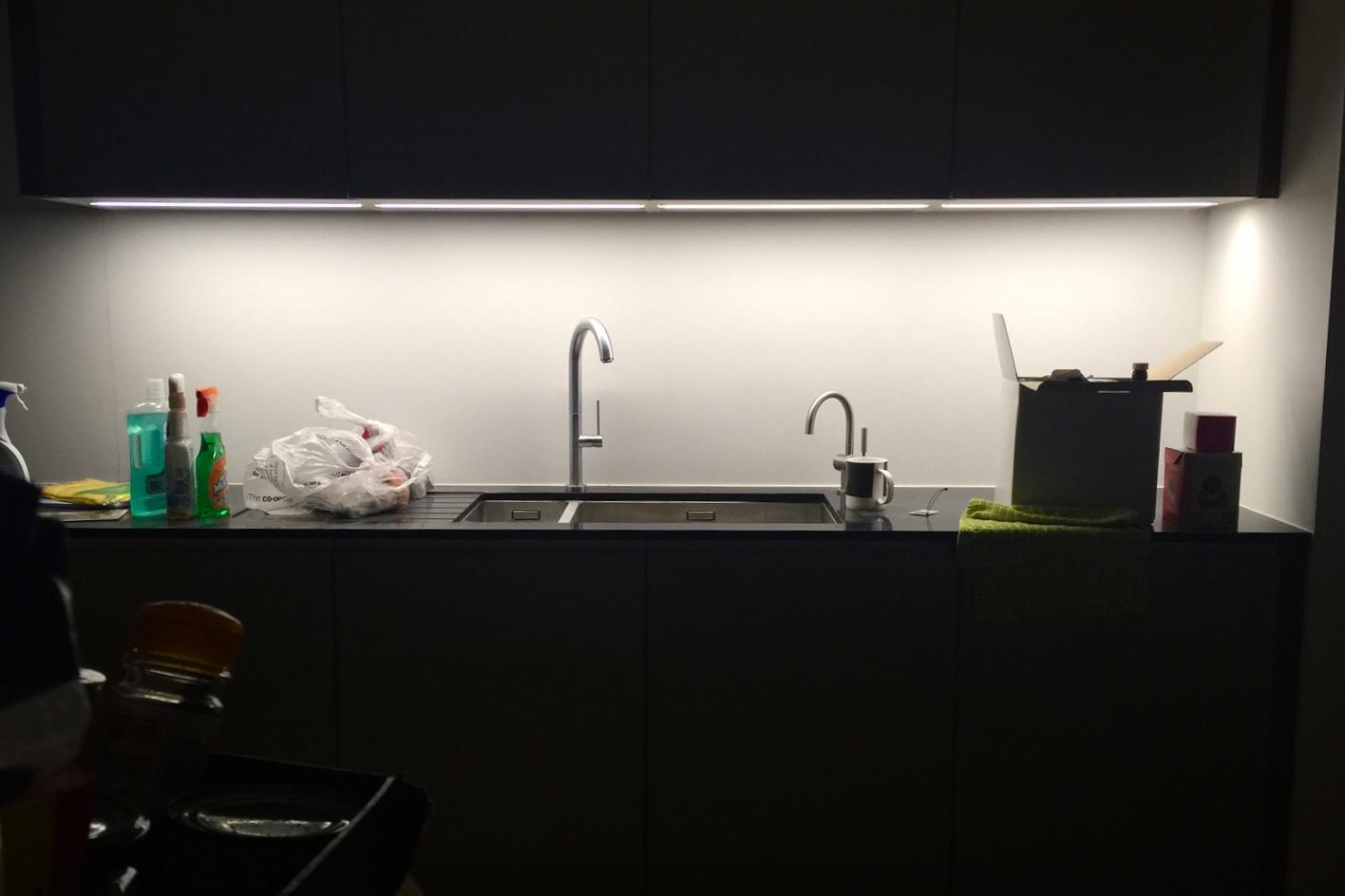 alno kitchen mid century