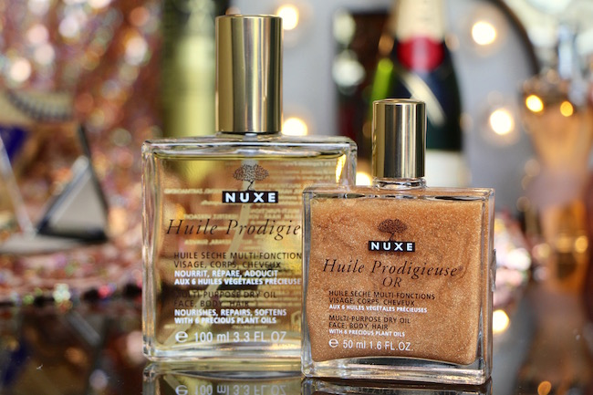 nuxe huile prodigieuse offer