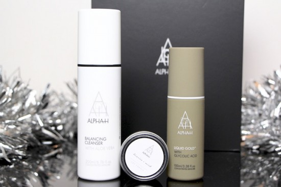 alpha-h christmas set giveaway