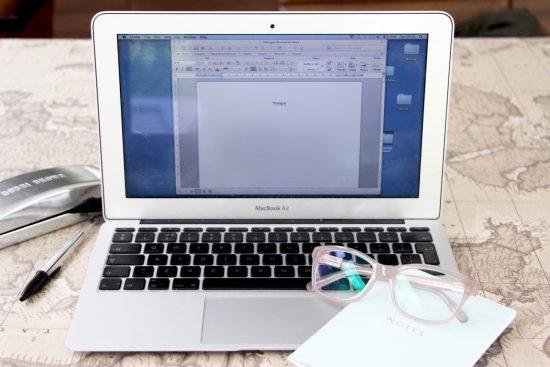 editing a novel