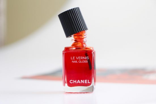 chanel le rouge collection no1