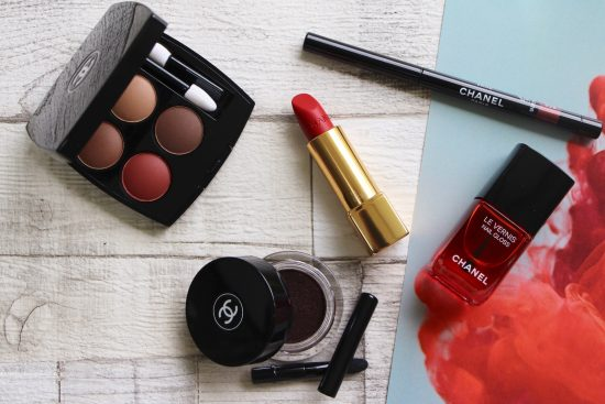 chanel le rouge collection no.1 review