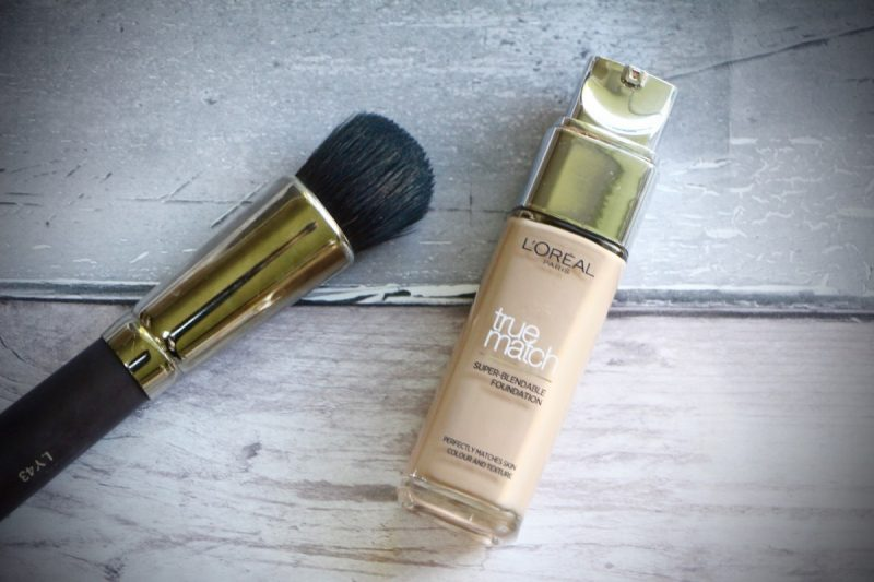 l'oreal paris true match foundation review