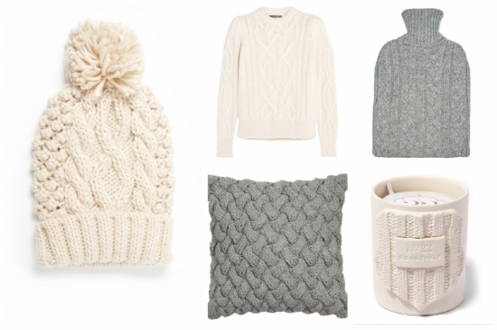 best cable knit products