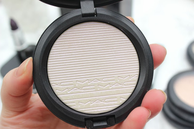 New MAC In Extra Dimension Skinfinishes