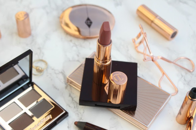 Charlotte Tilbury Matte Revolution Lipstick in Pillowtalk
