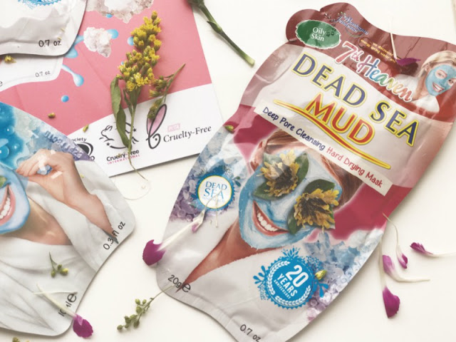 20 Years of 7th Heaven Dead Sea Mud Mask