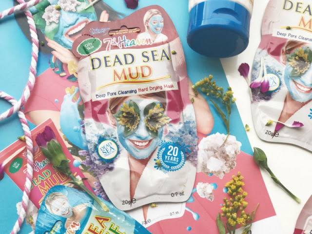 20 Years of 7th Heaven Dead Sea Mud Mask