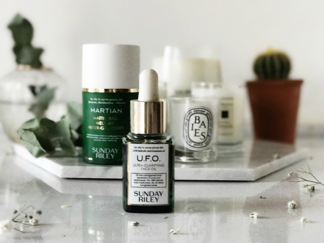 Sunday Riley U.F.O Ultra-Clarifying Face Oil Review